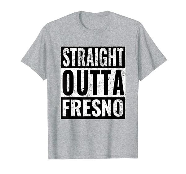 Straight Outta Fresno - Straight Out of Fresno T-Shirt