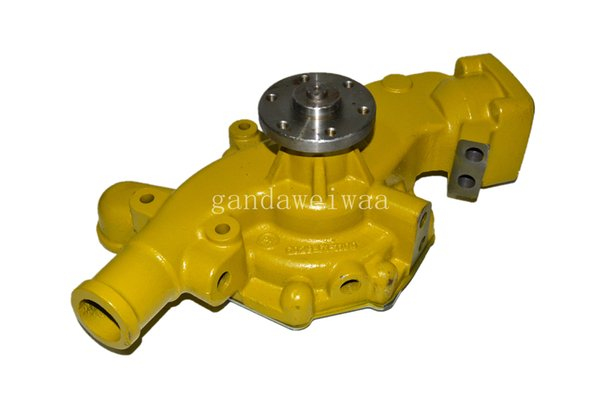 top popular water pump 291203 6209-61-1100 6206-61-1505 for D1146TL S6D95 PC200-6 engine 2021