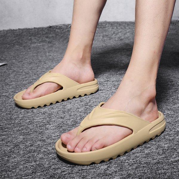 Summer Mens Slippers Fashion Outdoor Slides Indoor Non-slip Slippers Beach flip flops Personalized men slippers