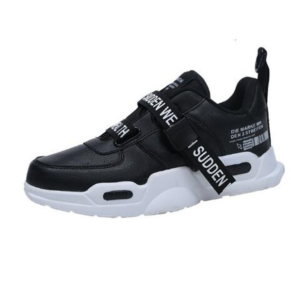 New high quality casual men's adult breathable vulcanized fashion walking sports shoes men's sports