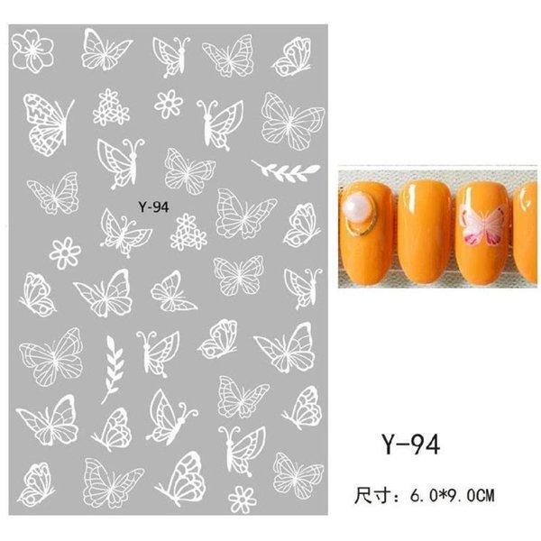Serie de mariposa y-94