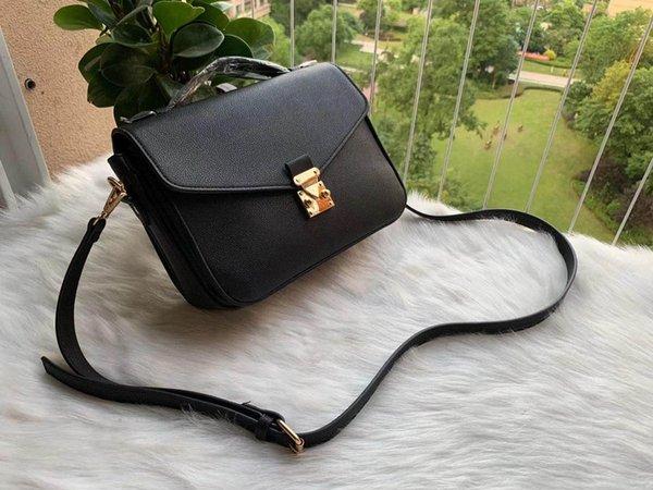 top popular POCHETTE METIS 2021 luxurys designers bags women handbag messenger bag oxidizing leather elegant shoulder bags crossbody shopping bags tote 2021