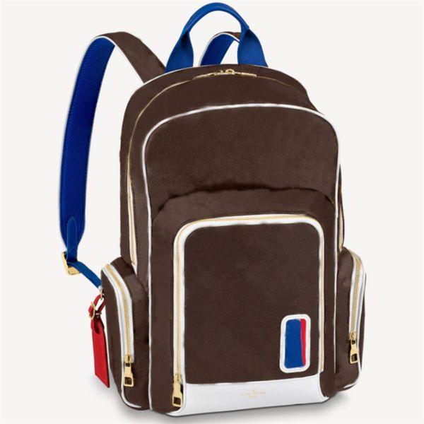 5 colors mens backpack Christopher school bag Basketball backpack travel sport backpacks designers large bags new