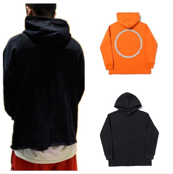 top popular Men's Hoodies hip-hop Orange purple Big V printing Sweatshirts Pullover Friends European size S-XL A variety of styles and colors Breathable Streetwear 2021