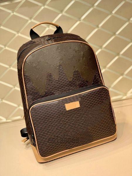 best selling Campus Backpack bag Nigo Backpacks NIGO VIRGIL NIL Wallet Briefcase Handbag Travel Bag Leather Luggage Business Totes N40380