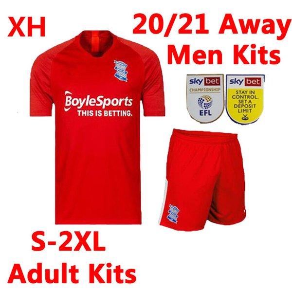 20 21 Away-Kits
