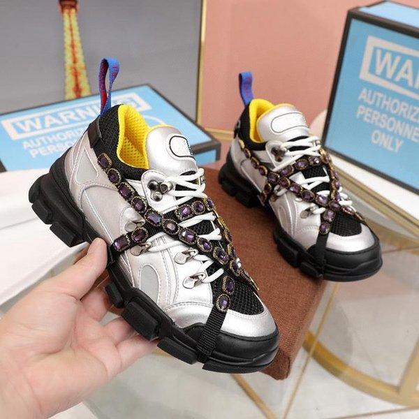 2021 Designer Sneakers shoe Men women Trainers Vintage Luxury Chaussures Ladies sport casual Shoes Designers runner Sneaker