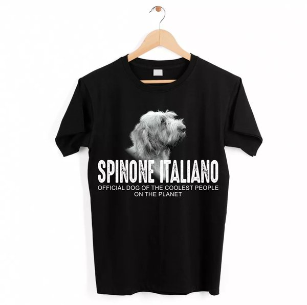 Spinone Italiano Dog Unisex Shirt Official Dog Cool People Funny Dog Motif T-S