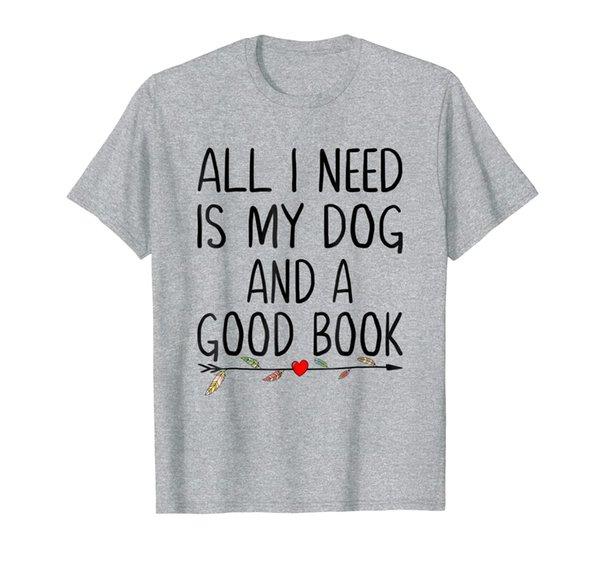 Read Books T-shirt   Dog Women Reading More Books Girls Tee