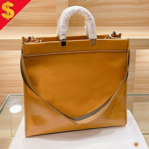 Lady Large Tote Sunshine Women Shopper Womens Luxurys Designers Bags Fashion Totes Tortoiseshell Casual Crossbody Bag Handbag