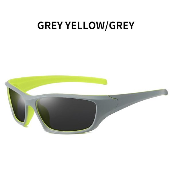 Amarelo cinza - cinza