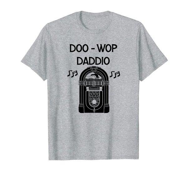 Doo Wop Daddio Shirt Jukebox 1950s Harmony Music
