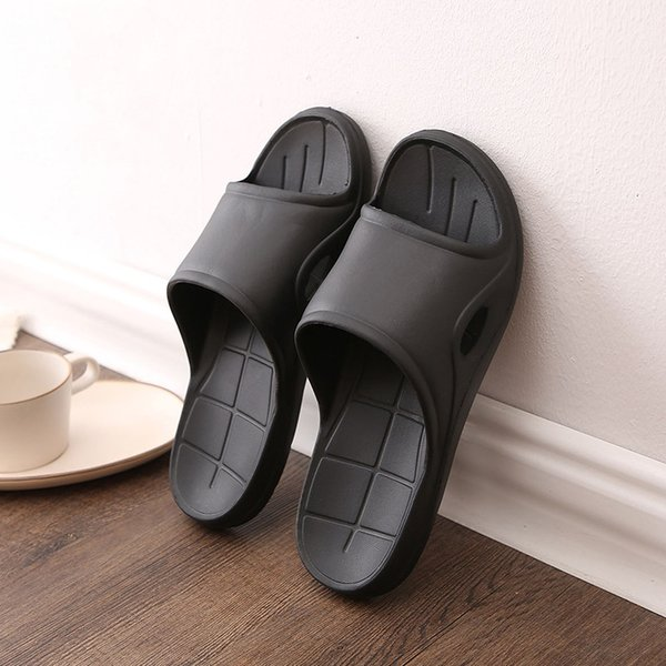 2021Womens Shower Sandal Slippers Pool Bathroom Slippers Slides Quick Drying Gym House Shoes Outdoor Lightweight For Women Men