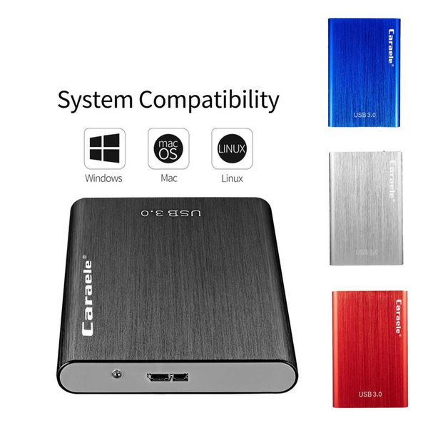 """top popular HDD SSD USB 3.0 2.5"""" 5400RPM External Hard Drives 500GB 1TB 2TB Mobile Storages Portable Disk For PC Laptop Desktop 2021"""