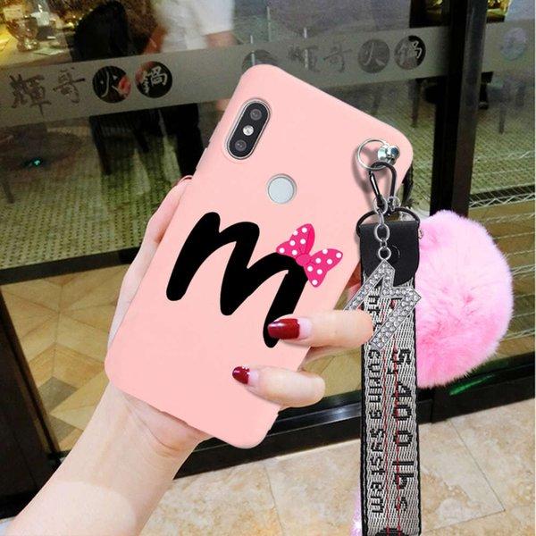 Correa rosa m
