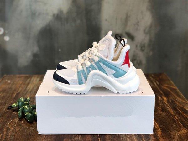 Luxurys Designers Shoes Men Sneakers Women Trainers White Fashion Runner Booties High Top Sneaker Womens Boots Black Low Platform