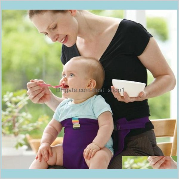 best selling Portable Seat Dining Lunch Chair Safety Belt Infant Stretch Wrap Feeding Harness Baby Booster Kids Maternity Bab 5Jrm2