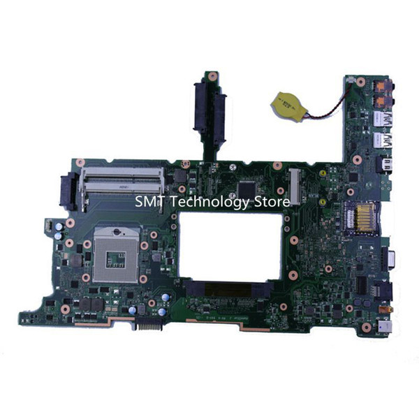 top popular Wholesale-Laptop Motherboard Mainboard System Board for asus N75SF N75SL N75S Fully tested good condition 2019
