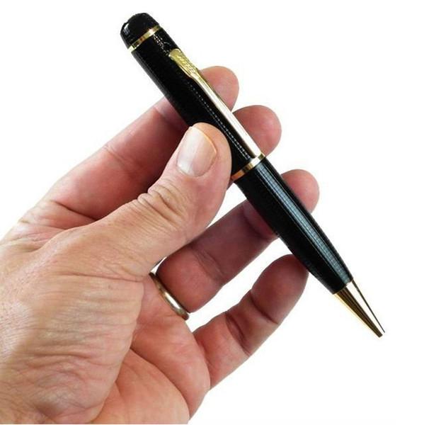 1080 P Mini kalem kamera Full HD Tükenmez kalem kamera mini kamera mısır kalem DVR Pinhole kamera ses video kaydedici 30 adet