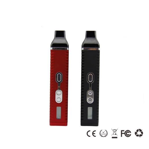 Genuina Hebe titán vaporizador pluma de hierba seca vaporizador Starter Kit Titan II E cigarrillos Vape batería 2200mAh mod envío libre de DHL