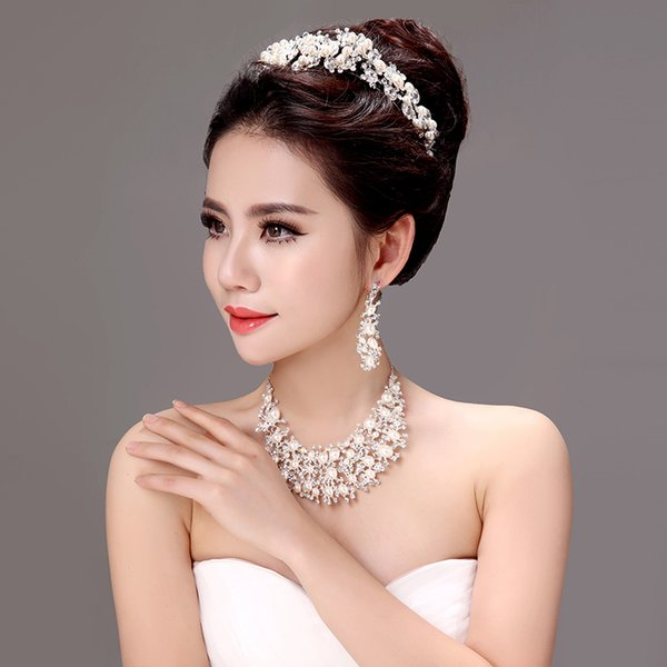 Free shipping Cheap Rhinestone Crowns Tiaras Wedding Jewellery Hair Accessories Crowns Party Homecoming Wedding Accessories 2015