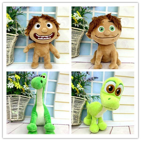 Hot Sale The Good Dinosaur Plush Toys 20cm Spot Plush Toys Dinosaur Spot Figures Toys Stuffed Animals Plush Doll Toys Kids Gifts