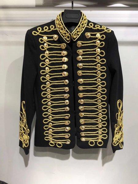 D'or 88 En Cachemire Acheter Du Laine Corde Manteau Hommes Manteaux Vestes Longue Homme D'hiver Décontracté Pour Veste Boutons De124 8mvN0nw