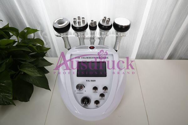 NEW Multipolar Vacuum Radio Frequency RF beauty machine for weight loss body slimming 40k Ultrasonic Cavitation fat burning skin tightening