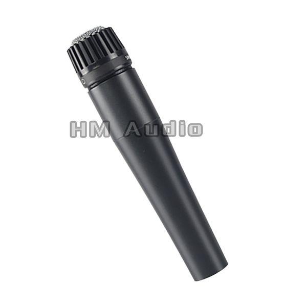 Kostenloser Versand! Top Qualität Version S 57 LC Professionelle Handheld Dynamische Karaoke 57LC Kabelmikrofon Microfone