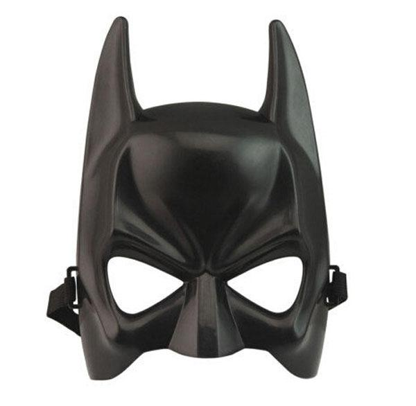 top popular NEW Batman Mask Adult Masquerade Party Mask Bat Man Full Face Halloween Costume Masks Free Shipping 2019