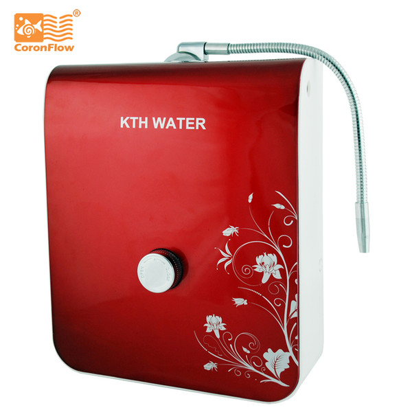 Coronflow Water Ultrafiltration Filter System 4 Stage Quick Change Water Filters/water purifier for Household Drinking