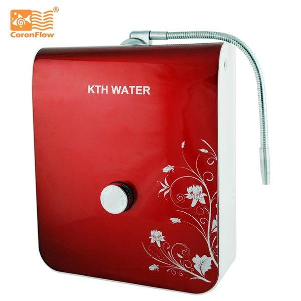 Coronflow Su Ultrafiltrasyon Filtre Sistemi 4 Aşamalı Hızlı Değişim Su Filtreleri / Ev İçme için su arıtma