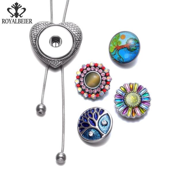 wholesale 50pcs 18mm snaps jewelry diy charms button for bracelet necklace