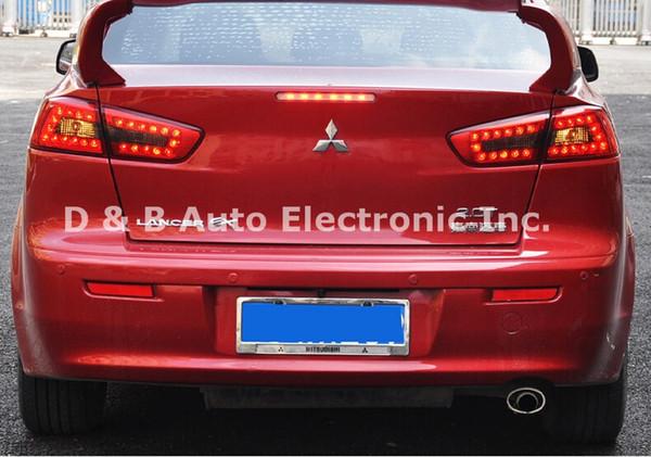 La lumière arrière menée menée par Mitsubishi Lancer EX 2010'-UP de haute qualité a mené la lumière d'accord menée par lumière arrière à vendre
