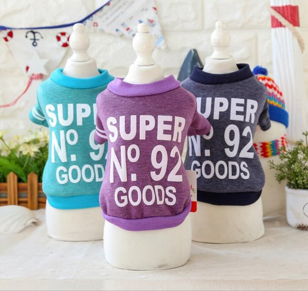 FAFA Pet Products Supplies Dog Clothes Wear Apparel Coat T-shirt Fashion New Arrival Hot Sale 17ZF155