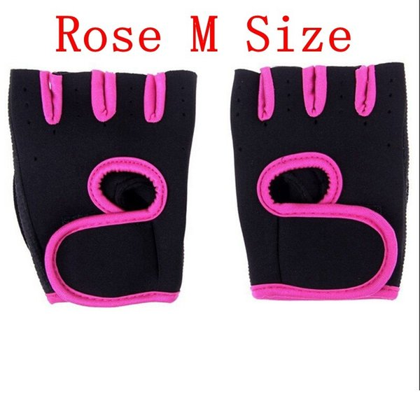 Rose couleur taille M