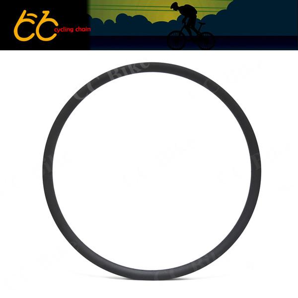 650B Carbon MTB Rim with 30mm width 27.5 tubuless&Hookless MTB Rim for Mountain Bike CC--M25-W30-27.5-A
