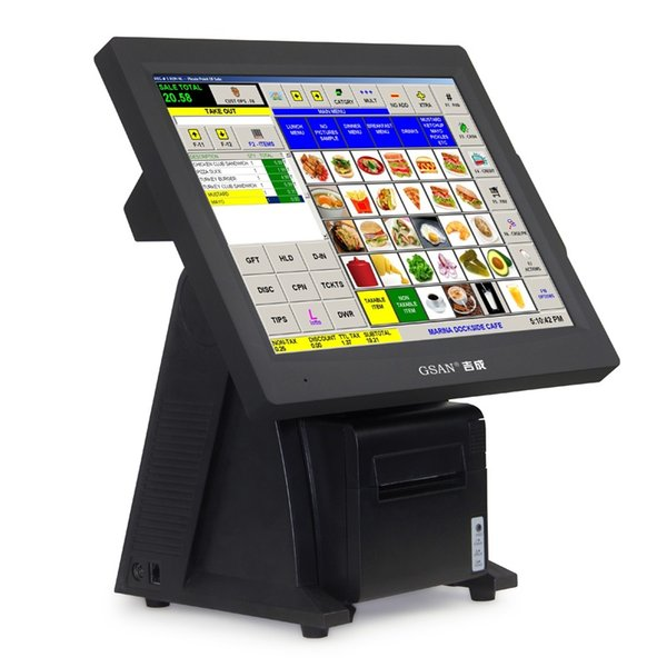 2019 Gs T3 Retail Pos System Restaurant Pos Supermarket Pos Full Set Pos Optional Parts Typical Cashier Hot Sale From Anano 463 22