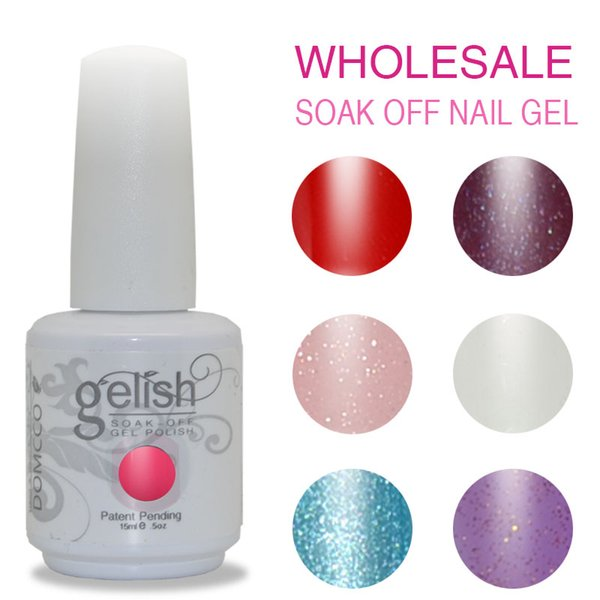 Professional GELISH Color Soak Off LEDUV Gel Polish Nail Gel Lacquer Nail Gel Brands Nail Gel Products From Easonyang, $542.14| DHgate.Com