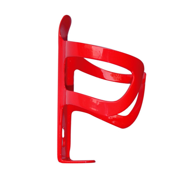 BC2006 red color painted NERSTY brand carbon fibre bicycle water bottle cage high quality guangzhou factory supply holder OEM ODM