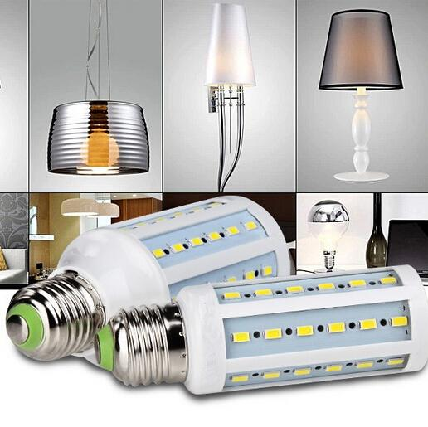 best selling Ultra Bright Led Corn Bulb Light E27 E14 B22 SMD5630 85-265V 12W 15W 25W 30W 40W 50W 4500LM LED Bulb 360degree Led Lighting Indoor Lamp