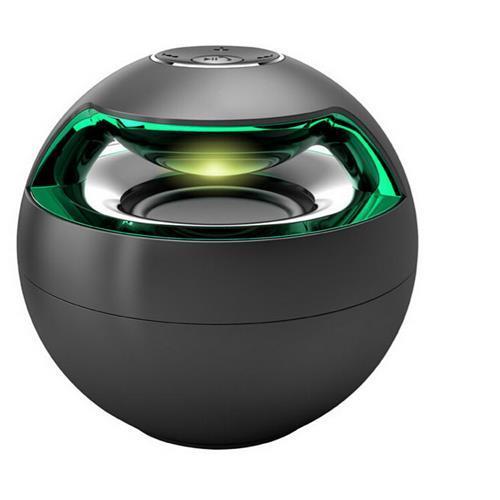 Dettagli su Mini altoparlante stereo Bluetooth senza fili portatile per PC portatile Subwoofer per PC
