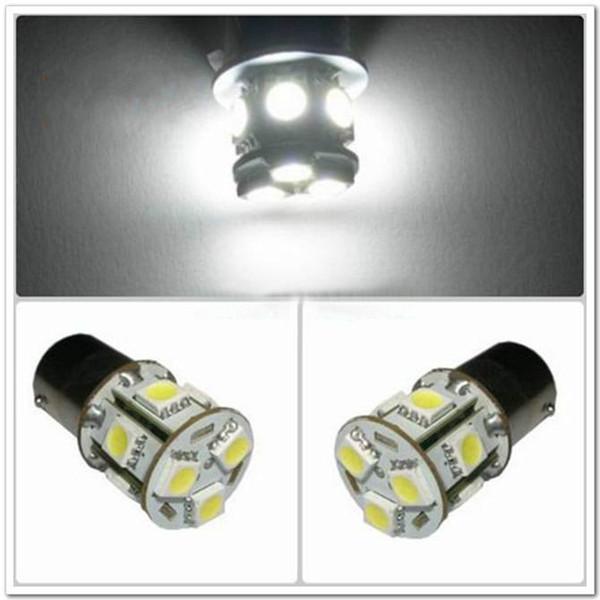 Promotion 20pcs 5050 8SMD 1156 1157 8 Led Auto LED Light Stop Lamp Reverse Light Signal Lamp External Lamp Turn Led Light