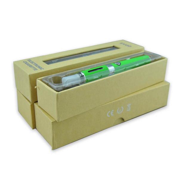 Top qulaity electronic cigarette evod mt3 vaporizer pen gift box starter kit with evod 510 battery MT3 vaporzier pen vape pen