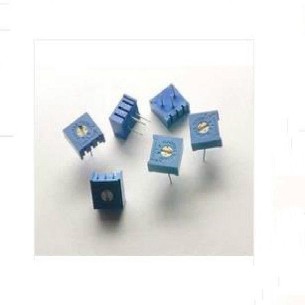 Wholesale-10Pcs 3362P-103 3362P 10K ohm High Precision Variable Resistor Potentiometer Hot Sale HOT