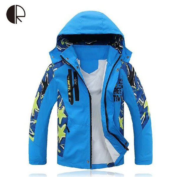 New Arrival Children's Spring& Autumn Camouflage Jacket High Quality Solid Hooded Coat Casual Sports Hoodies KU717