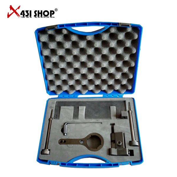 New Arrival 1set Timing Tool Camshaft Alignment Kit For BMW S63 BENZBAOWO Diagnostic Tools Best Quality