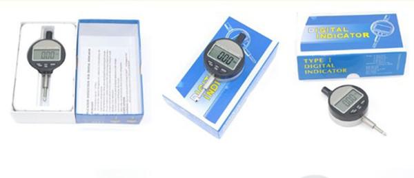 top popular Digital electronic dial indicator, measuring range: 0-12.7mm 2021
