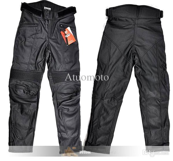 Wholesale-2015 NEW DUHAN Waterproof Wind racing Motorcycle pants Long Trousers for Winter Equipment