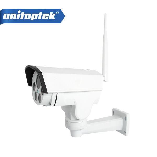 HD 1080P 960P Mini Bullet Wifi PTZ IP Camera HI3516C+SONY IMX323 4X Zoom Auto Focus 2.8-12mm 2MP Outdoor Wireless IR Onvif